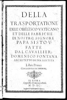 Transportatione Obelisco
