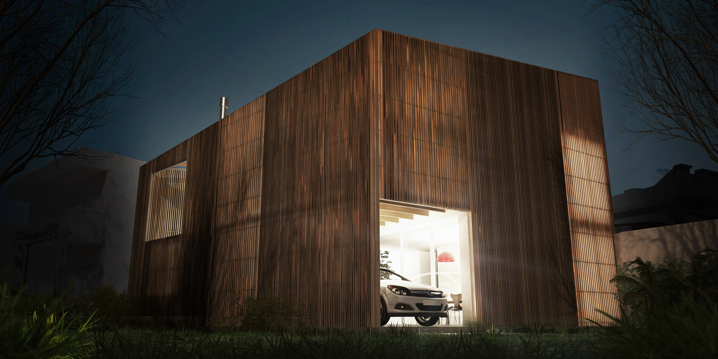 Proyecto Ejecutivo Casa De Arquitectura Rifa 2010