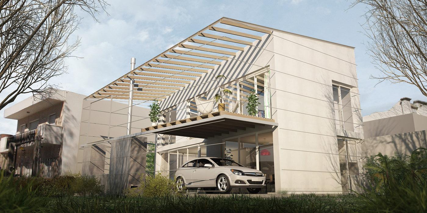Proyecto ejecutivo casa de arquitectura rifa 2010 for Arquitectura universidades
