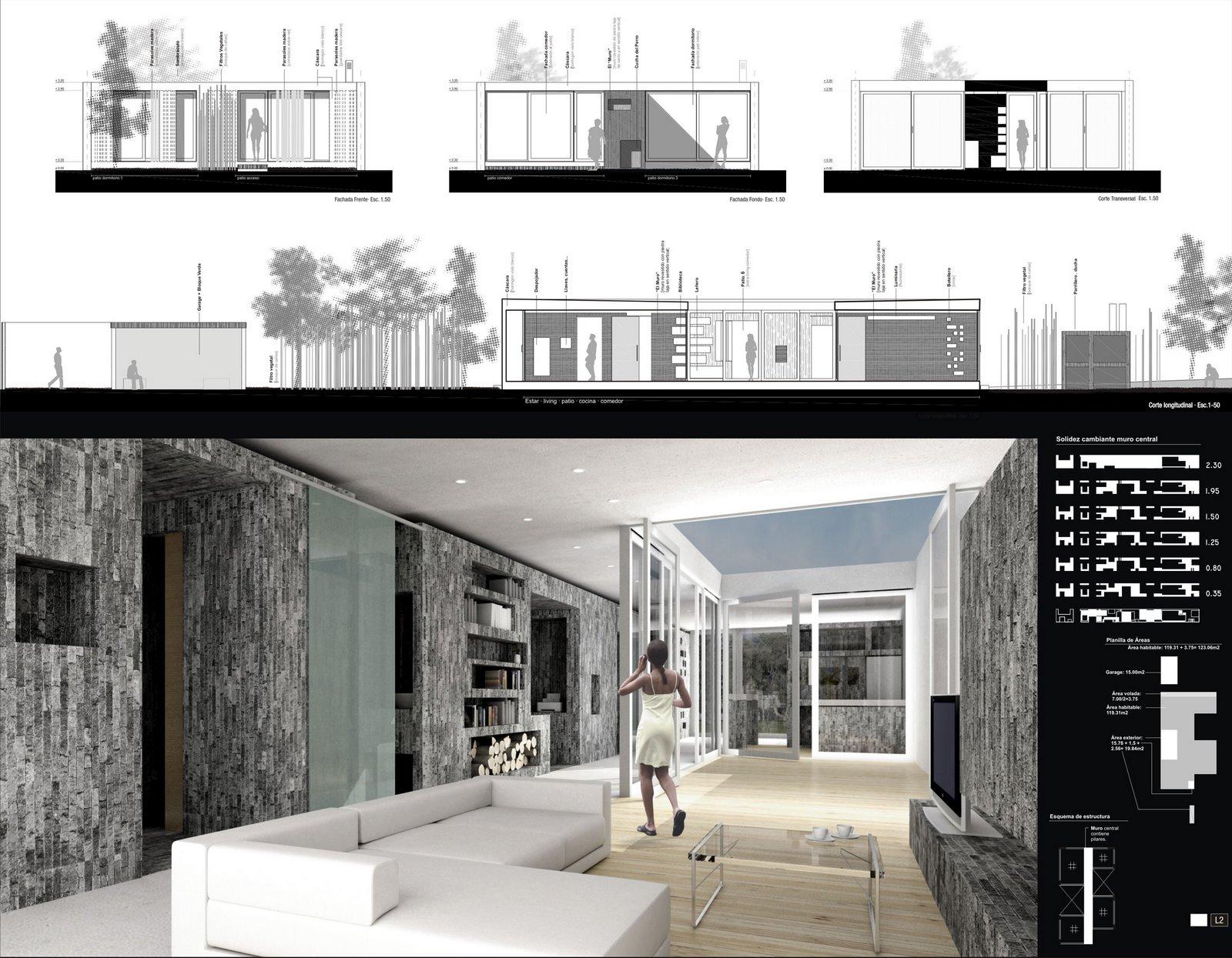 Casa 2006 casa de arquitectura rifa for Ideas de arquitectura para casas