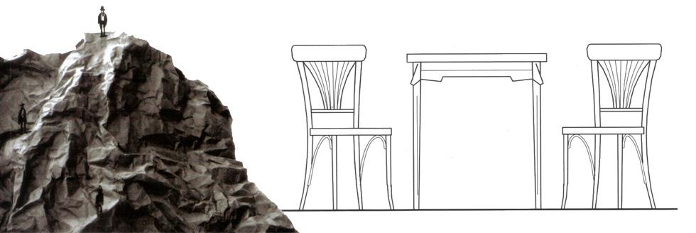 """Presentación: «Arquetipos de una identidad urbana» y """"Escalas alteradas»"""