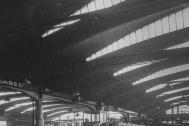 Fábrica TEM S.A., Ing. DIESTE Eladio, Montevidoe, Uy, 1960-1962. Foto original de Estudio Dieste & Montañez