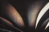 Fábrica TEM S.A., Ing. DIESTE, Eladio, Montevidoe, Uy. 1960-1962. Foto Carlos Pazos 1995