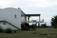Vivienda Berlinghieri, Arq. Bonet, A., Punta Ballena, Maldonado, 1947, Foto: Danaé Latchinian 2005