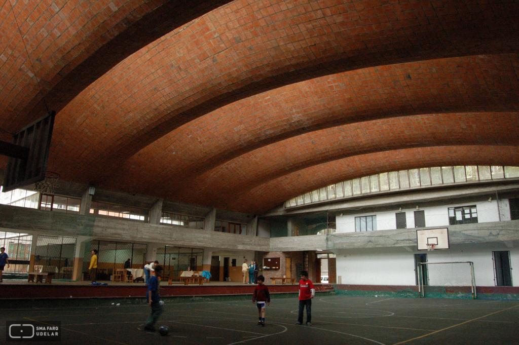 Gimnasio San Francisco de Sales, Ing. Diete, E. Montevideo, 1983. Foto de Silvia Montero, 2006