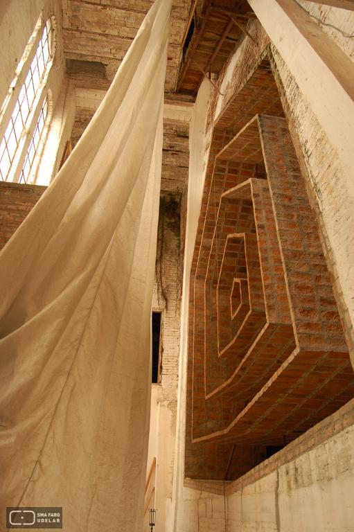 Iglesia de San Pedro, Ing. Dieste, E. Durazno, 1971. Foto de Rodolfo Martínez, 2006