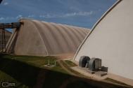 Silo de Corporación de Navíos, Ing. Dieste, E. Nueva Palmira, 1996. Foto de Rodolfo Martínez, 2066