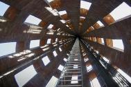 Torre de Telecomunicaciones, Ing. DIESTE Eladio, Maldonado, Uy, Foto original de Estudio Dieste & Montañez