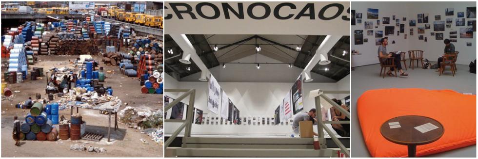 Conferencia «CRONOCAOS»