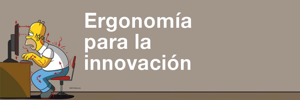 Charla abierta ergonom a para la innovaci n escuela - Escuela universitaria de diseno ...