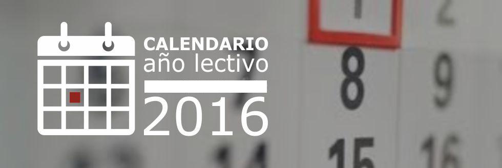 Calendario a o lectivo 2016 escuela universitaria centro - Escuela universitaria de diseno ...