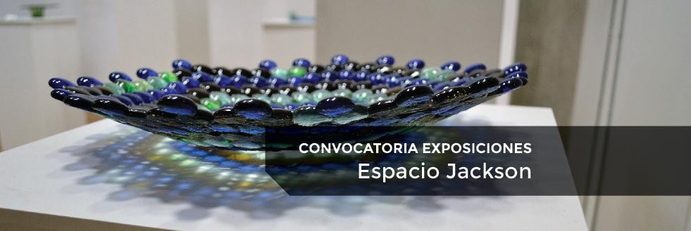 Convocatoria | Exposiciones en el Espacio Jackson