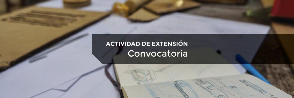 Convocatoria Estudiantes | Desarrollo y producción de mobiliario para espacios multiuso del Centro Cultural Florencio Sánchez