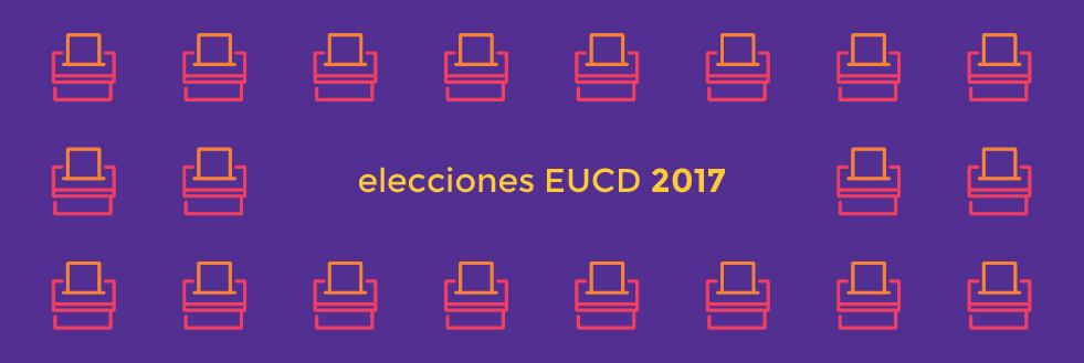 Elecciones Universitarias | Escuela Universitaria Centro de Diseño