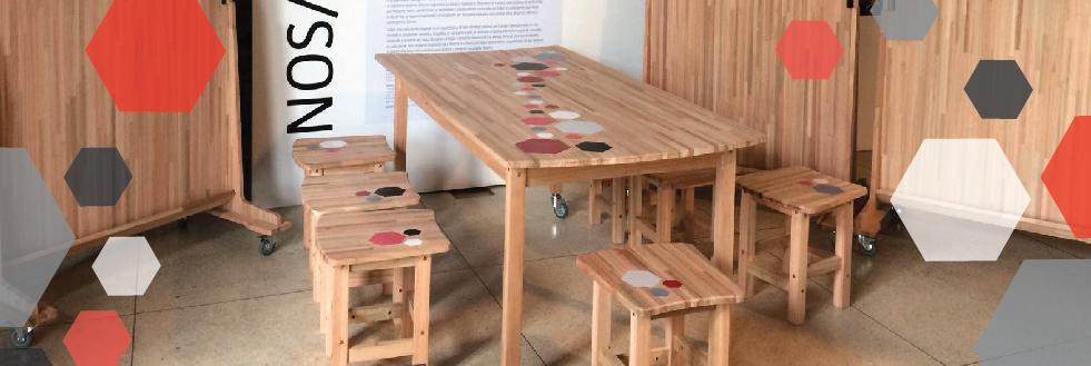 Proyecto Habitar el Florencio |Inauguración del nuevo mobiliario para el hall