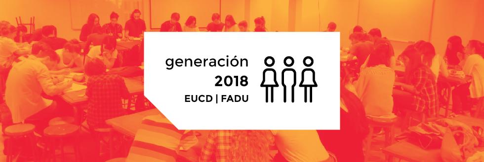 Generación Ingreso 2018