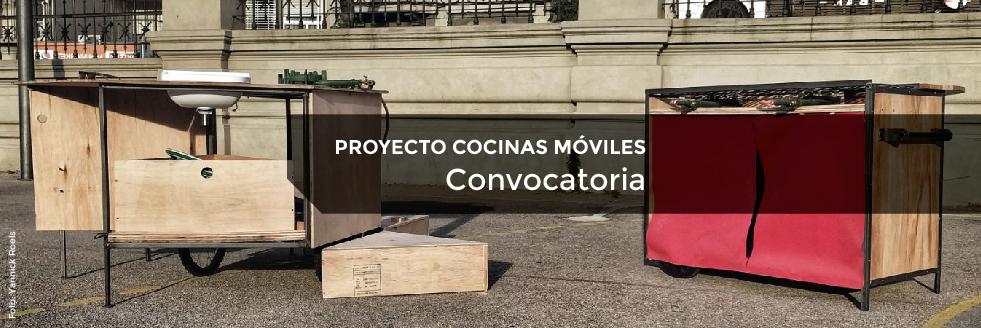 Convocatoria Estudiantes | Desarrollo y Producción de Cocinas Móviles