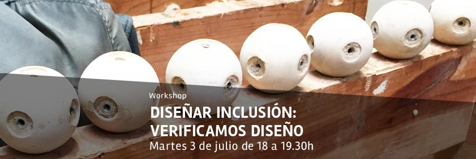 Convocatoria | 4to. Workshop: Diseñar la Inclusión Educativa
