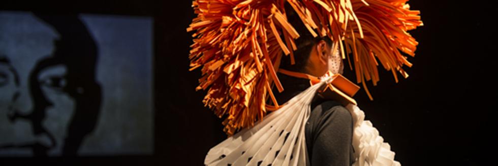 Desfile | Trexdimensional: un acercamiento al desarrollo de texturas y volúmenes en relación al cuerpo humano
