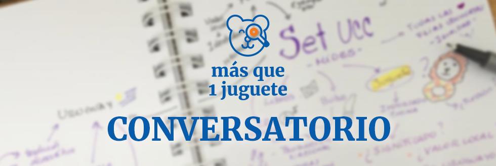 Convocatoria | Primer grupo de discusión – Más que un Juguete