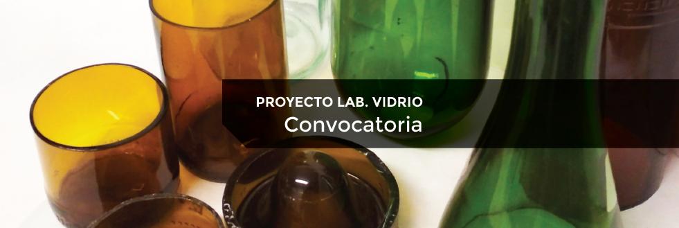 Convocatoria Estudiantes   Taller de prácticas sustentables de Diseño en Vidrio