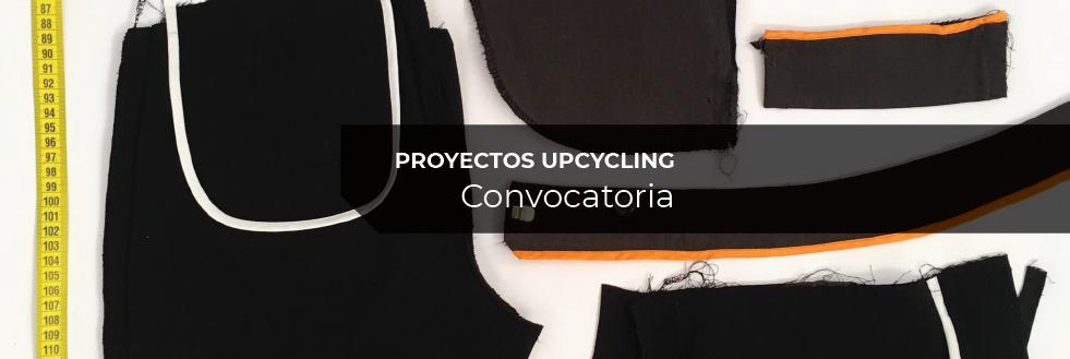 Convocatoria Estudiantes | Proyectos de Extensión: Upcycling