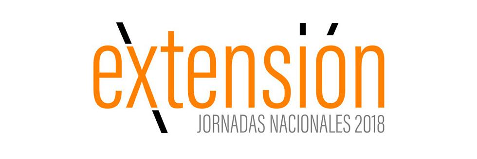 """Jornadas Nacionales de Extensión """"A 100 años de Córdoba: Reflexión y Proyección de la Extensión Universitaria"""""""
