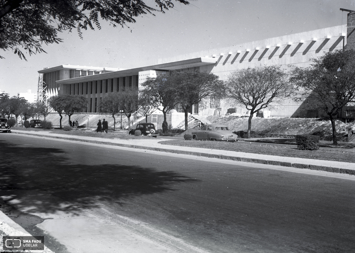 Obras fresnedo siri for Inscripciones facultad de arquitectura