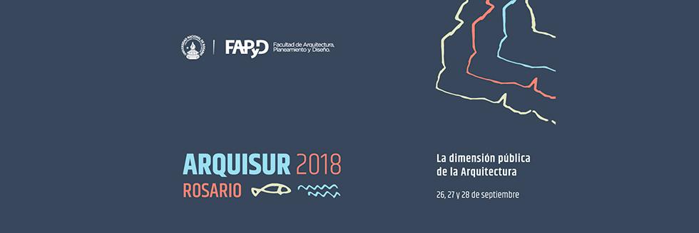 PREMIO ARQUISUR INVESTIGACIÓN 2018