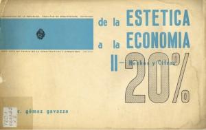 De la estetica a la economia II