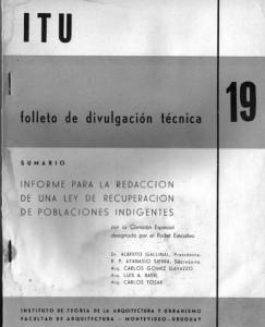 Folleto Divulgacion Tecnica 19