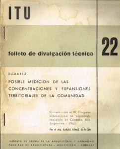 Folleto Divulgacion Tecnica 22 [dist-tiempo]