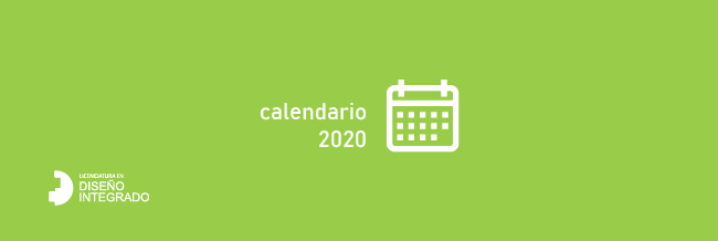 Calendario Año Lectivo 2020