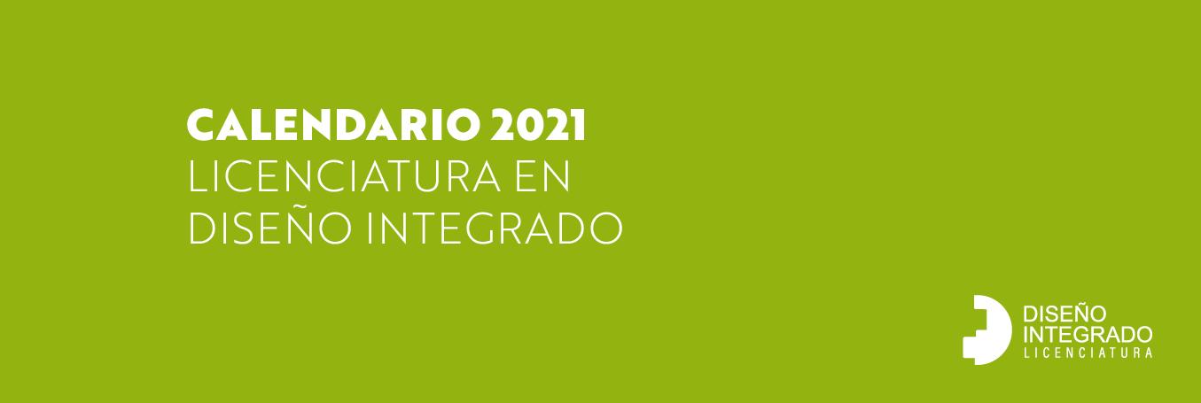 Calendario LDI 2021