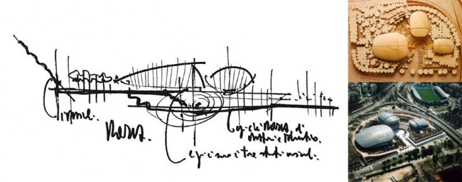 croquis auditorio renzo piano (copia)