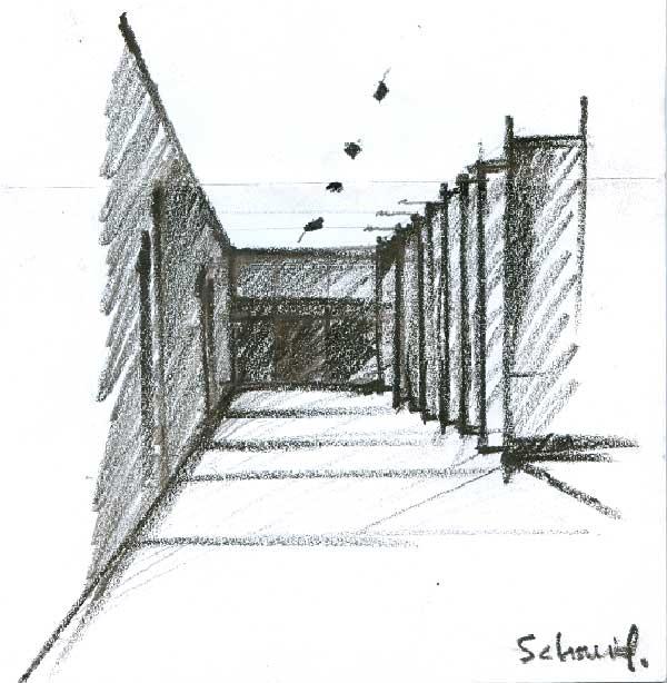 Dibujo de croquis medios y t cnicas de expresi n for Tecnicas de representacion arquitectonica pdf