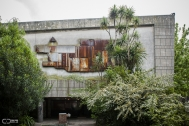 Liceo No 2 Hector Miranda, arqs. ACOSTA E., BRUM H., CARERI C., STRATTA A., 1956, Montevideo, Foto: Tano Marcovecchio 2012