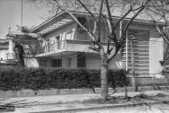 Vivienda Moreno, arq. MAZZINI Luis, 1940, Montevideo, Foto: archivo personal arq. Mazzini