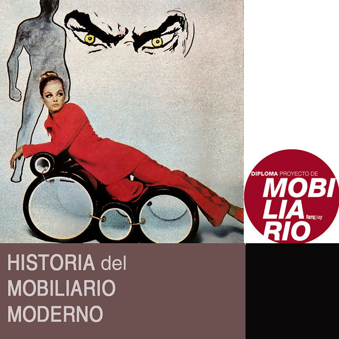 Historia del mobiliario moderno servicio de ense anza de for Caracteristicas del mobiliario