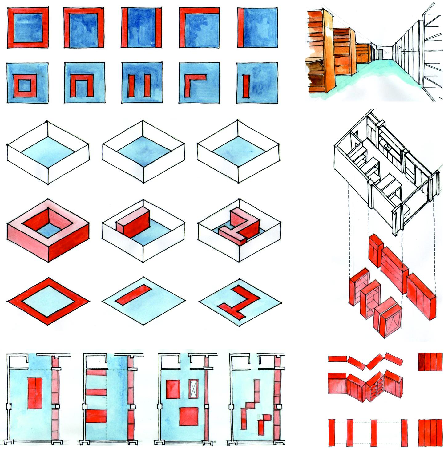 Equipamiento al l mite arquitectura como mueble y mueble - Que es un porche en arquitectura ...
