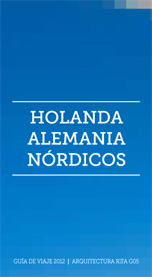 Grupo de Viaje 2012 - Guía Holanda, Alemania, Nórdicos