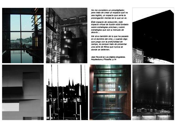 Texto extraído de BOUDRILLARD, NOUVEL. Los objetos singulares. Fondo de la cultura económica de argentina S.A, 2007. p.14. Fotografías tomadas en 2003