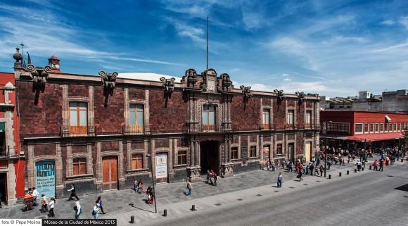 02. Museo de la Ciudad de México del Arq. Guerrero y Torres. Foto: Pepe Molina, 2013.