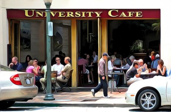 04. San Francisco. Estudiantes en cafetería. Foto: goo.gl/nTrOO1.jpg