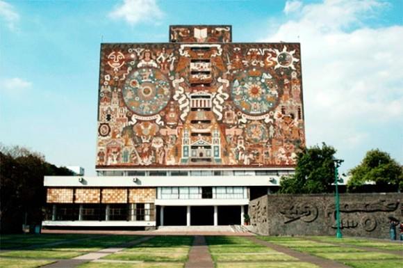 Biblioteca central de la universidad aut noma de m xico for Articulos de arquitectura 2015