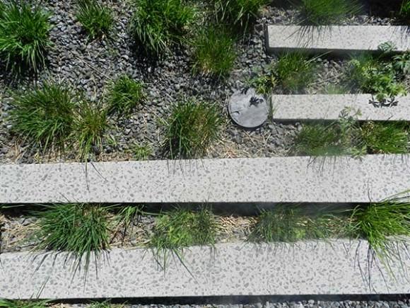 02. Foto del autor 2011. NYC. Detalle constructivo High Line. Diller Scofidio. Foto: Adriana Bobadilla