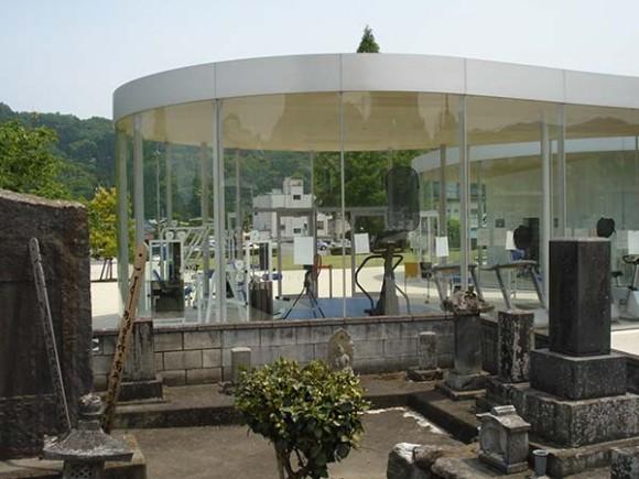 """03. Onishi. Complejo Multiuso """"Public Hall"""" .Sejima. Foto: Adriana Bobadilla"""