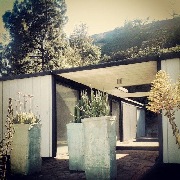 07. Los Angeles. Case Study House. Foto: Pablo Canén.