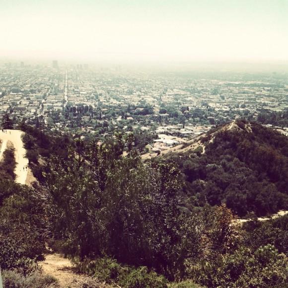 09. Los Angeles. Vista desde el Observatorio Griffith. Foto: Pablo Canén.