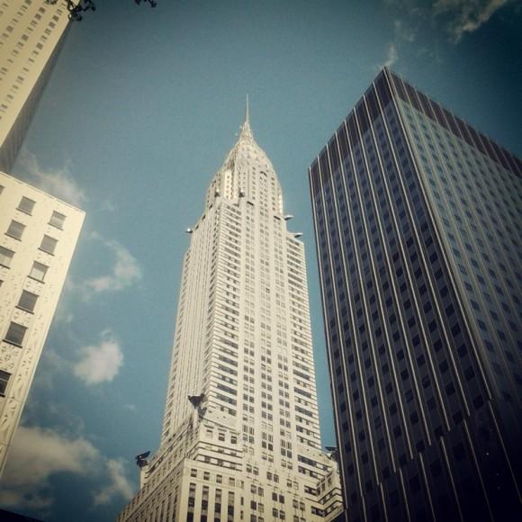 01. Nueva York. Chrysler Building. Foto: Pablo Canén.